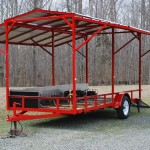 Cooker and Trailer Projects 02