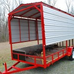 Cooker and Trailer Projects